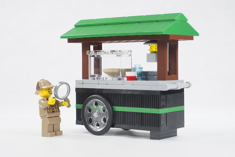 Singapore Limited Edition Food Culture Mini-Builds
