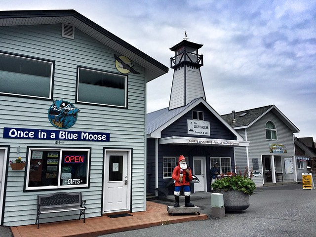 The Split en Homer (Alaska)