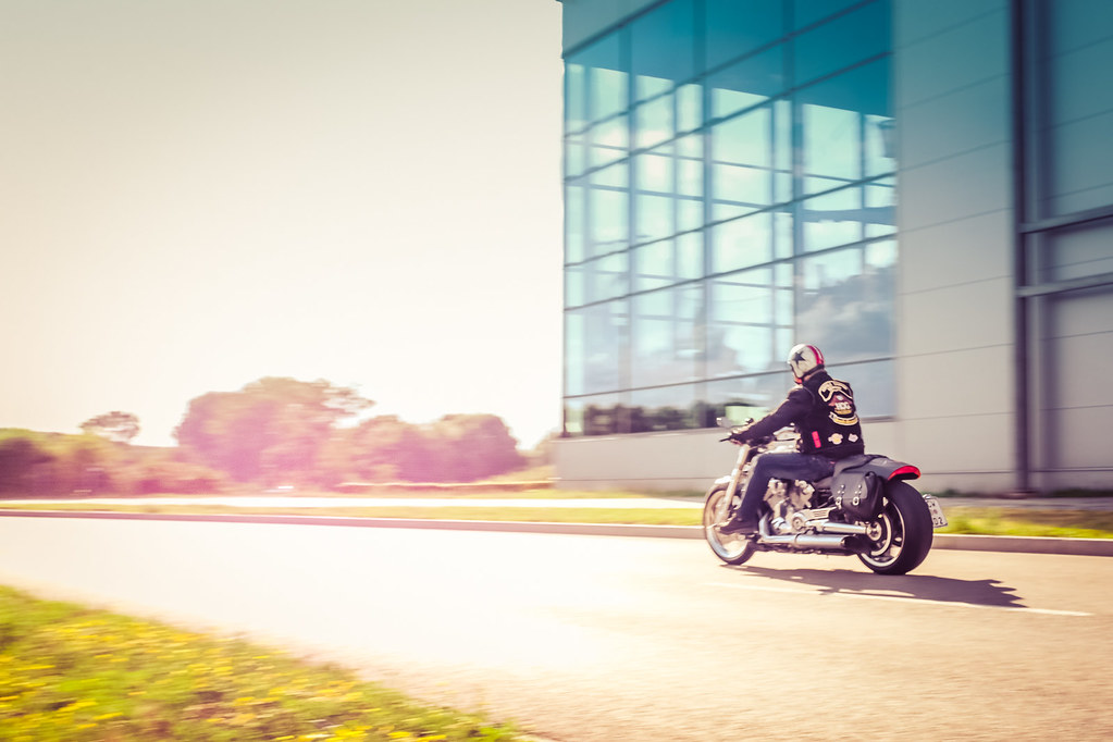 Harley-Davidson - Magazine cover
