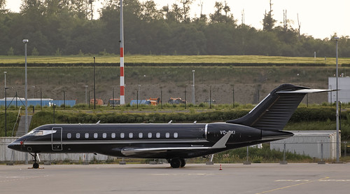 VQ-BKI Gamma Aviation Bombardier Global Express XRS | by Greby-Johann