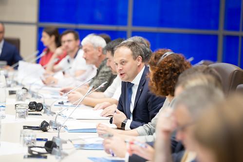 13.06.2017 Ședința Grupului de lucru privind îmbunătățirea legislației mass-media