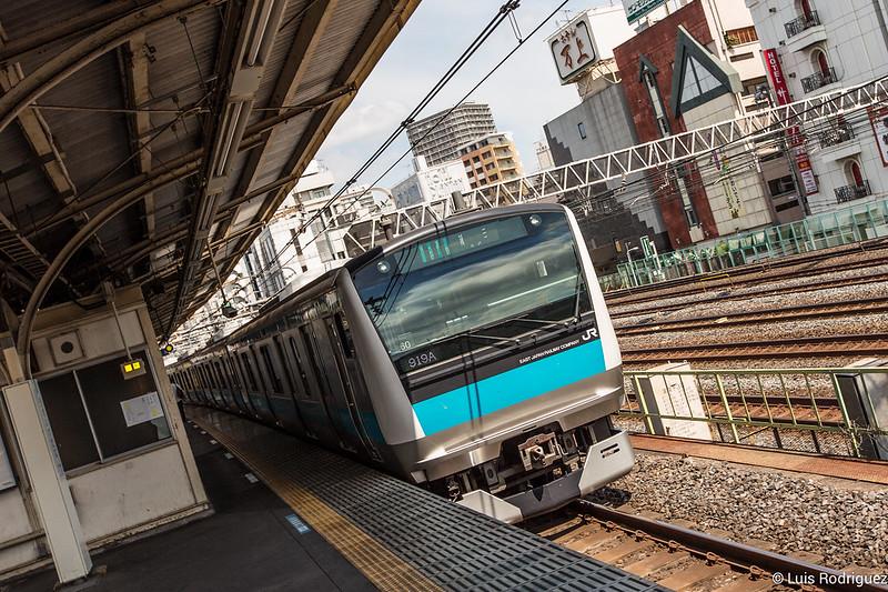 Línea Keihin-Tohoku de JR