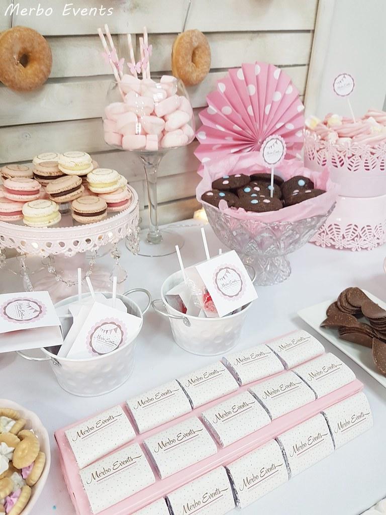 mesa dulce inauguracion empresa MERbo Events