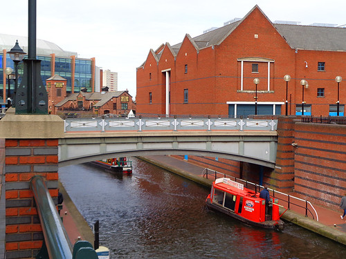 Worcester and Birmingham Canal 03.JPG | by worldtravelimages.net