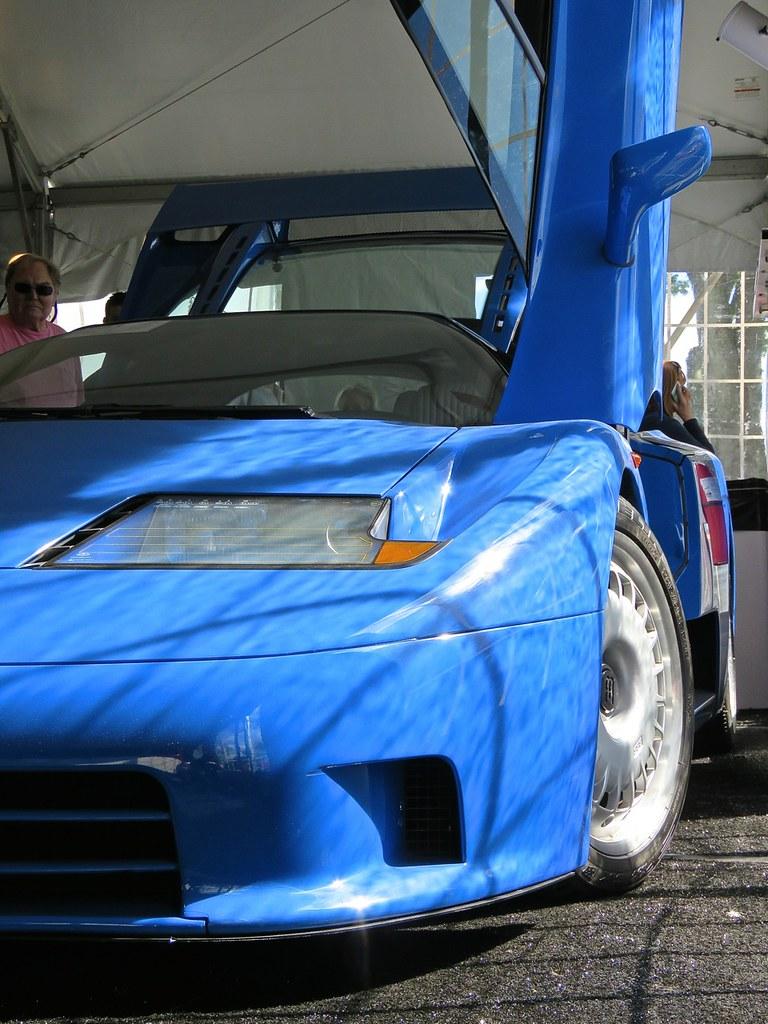 Bugatti EB-110 Greenwich 3
