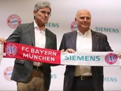 Siemens y Bayern Munich