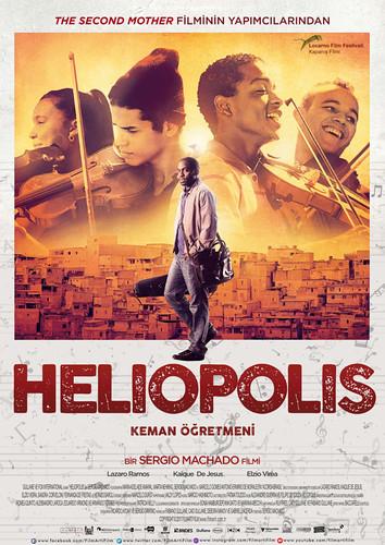 Heliopolis: Keman Öğretmeni - Heliopolis: The Violin Teacher (2017)