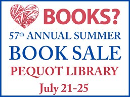 57th_annual_summer_book_sale_at_pequot_library