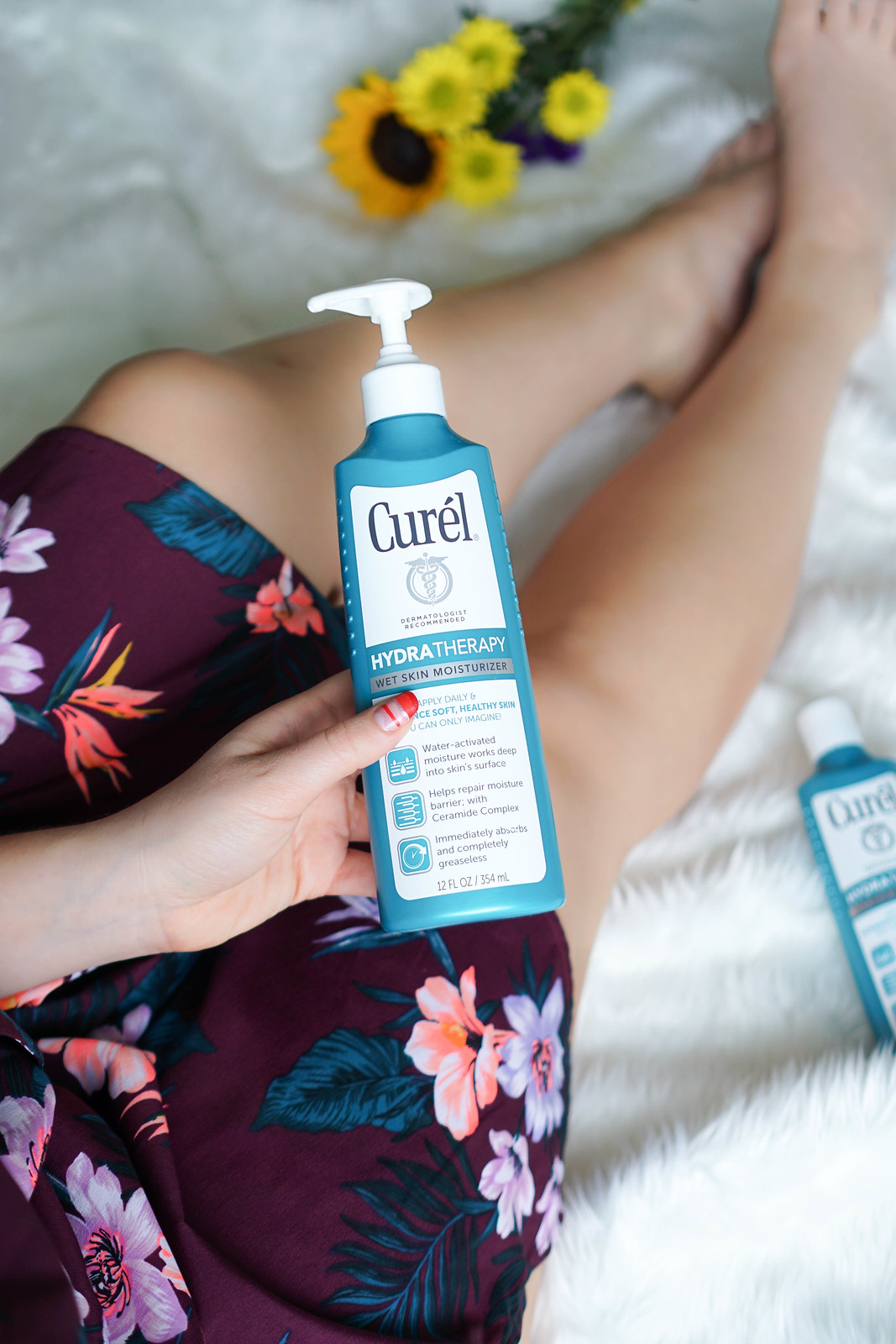 4 Reasons Why Wet Skin Moisturizer is the Best Curel Hydra Therapy Wet Skin Moisturizer Review