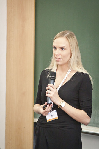 Laura Kugiene | by Inforum_Conference_Prague