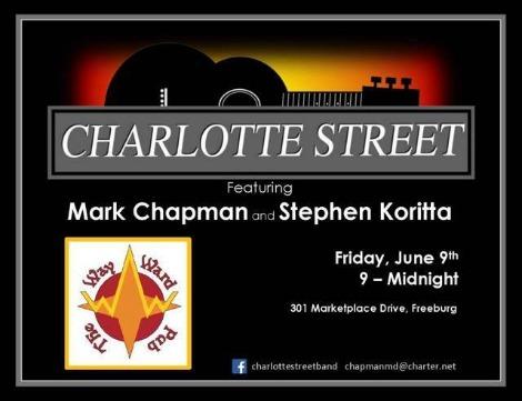 Charlotte Street 6-9-17