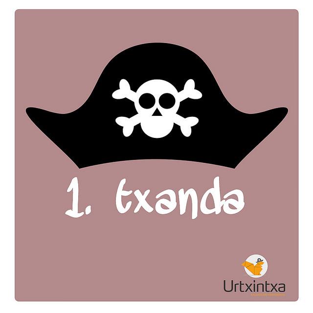 Pirata Udalekuak 2017- 1.txanda