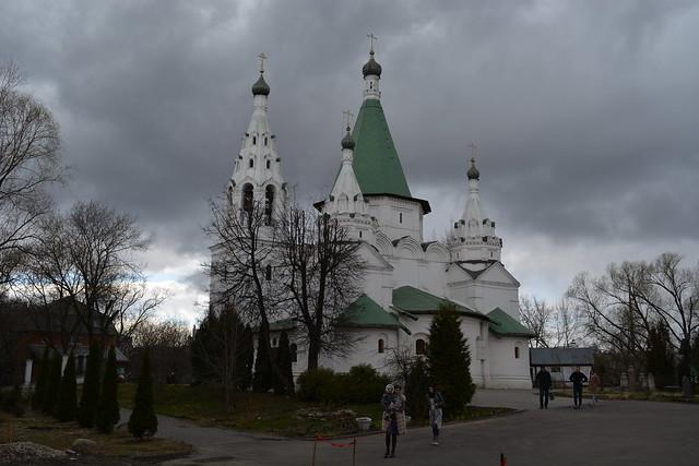 Hram Zhivonachal'noj Troicy v Troickom-Golenishhev