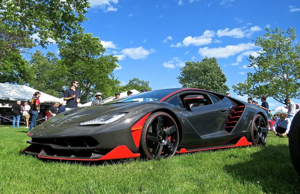 Lamborghini Centenario 2