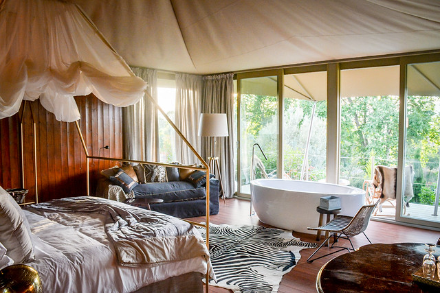 Glamping At Carmo's Boutique Hotel Portugal