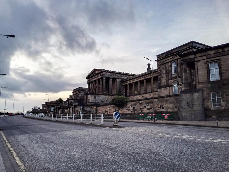 新スコット国会議事堂