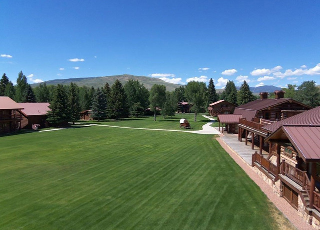 Summer at Camp Gunnison