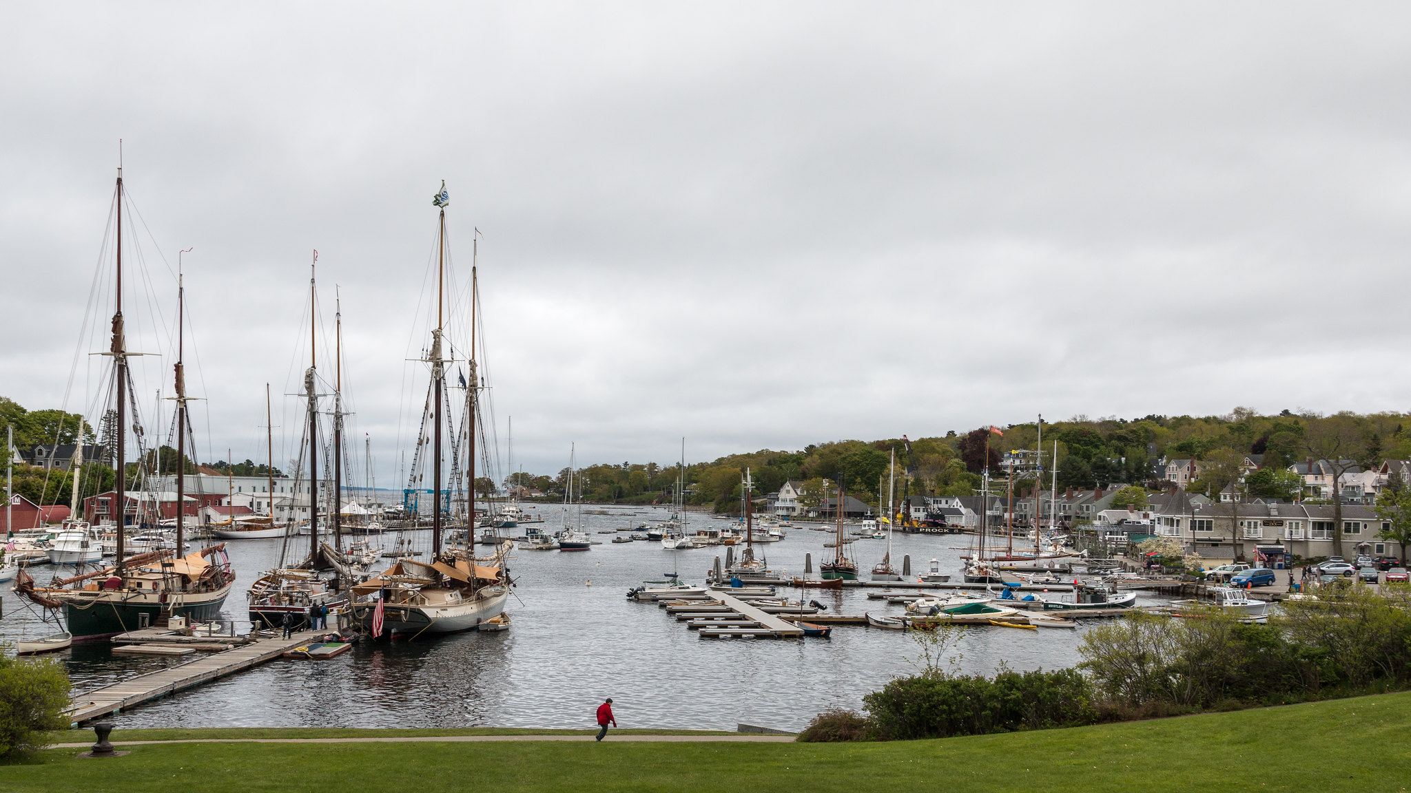Camden - Maine - [USA]
