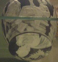 ボートランドの壷の底。 V&A美術館にあるらしい