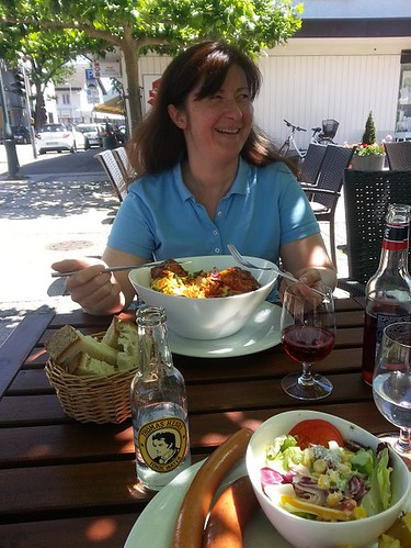 Lilli Sonntagnachmittag im Steakhouse Neuenburg am Sonntagnachmittag