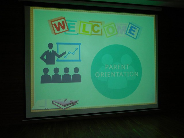 Parent Orientation - Healthy Interaction