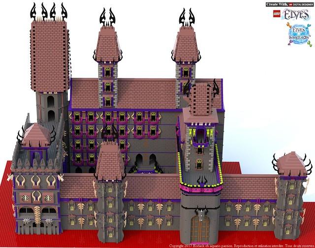 [MOC][LDD]Chateau de Ragana 35263147106_a75b42a83b_z