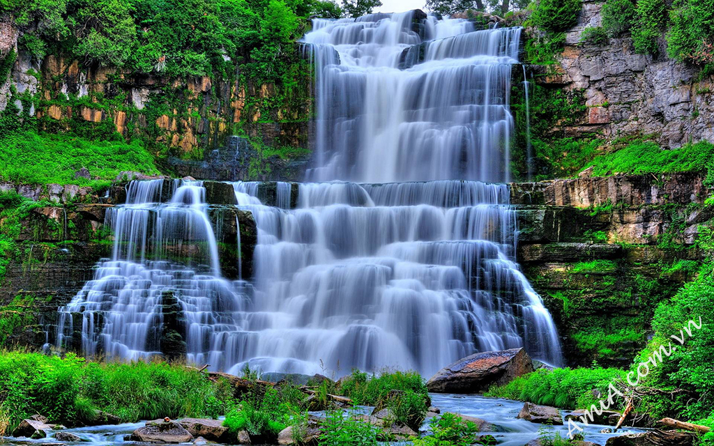 The beauty waterfalls AmiA
