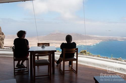 El Mirador del Río, las mejores vistas de Lanzarote