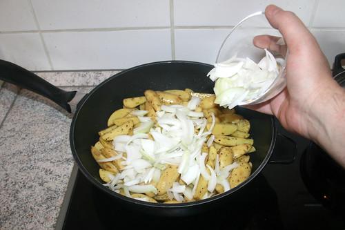30 - Zwiebelspalten hinzufügen / Add onion