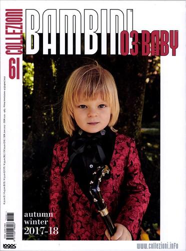 Cover Collezioni bambini June 2017