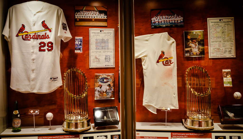 2006 And 2011 World Series Champions