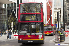 Volvo B7TL Plaxton President - LX54 GZH - PVL397 - Go Ahead London - Tooting Station 44 - London 2017 - Steven Gray - IMG_9550