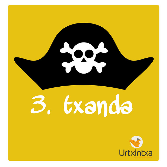 Pirata Udalekuak 2017- 3.txanda