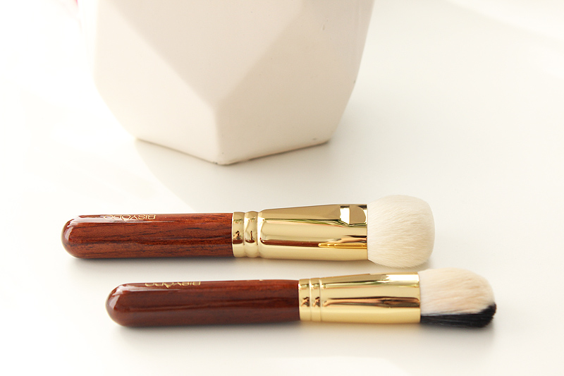 Bisyodo Foundation Brushes Review