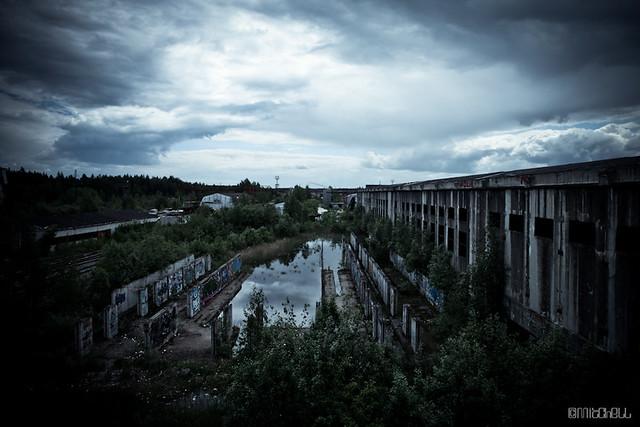 bonus 1 - abandoned city
