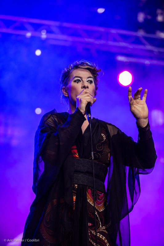 Amanda Palmer & Edward Ka-Spel @ Traumzeit Festival