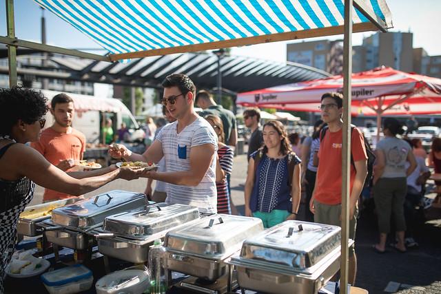 Fotoserie: Foodfestival K.S.V.
