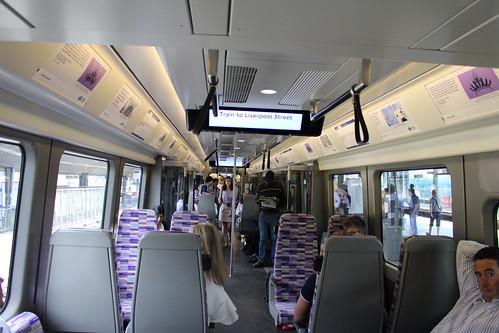 Interior of 345005, Stratford