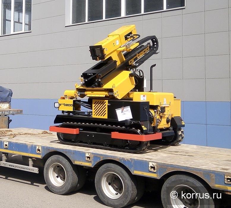 сваебойная машина «ORTECO BTP HEAVY DUTY» в Ингушетии