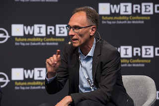 """""""OPELxWIRED future.mobility""""-Konferenz"""
