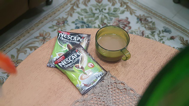 kopi hijau untuk diet
