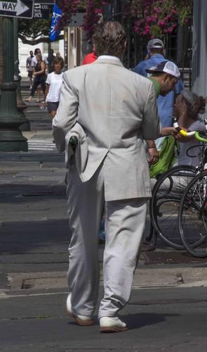 White Shoe Lawyer