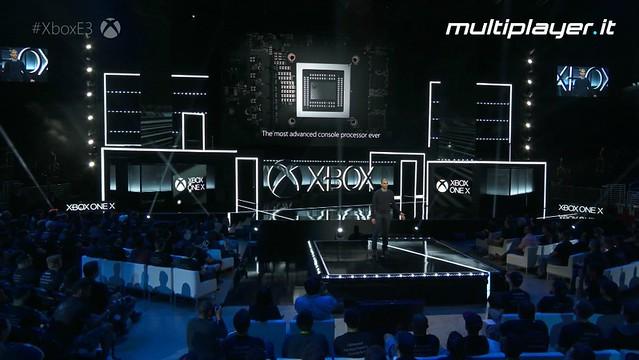 Microsoft - Conference E3 - 2017
