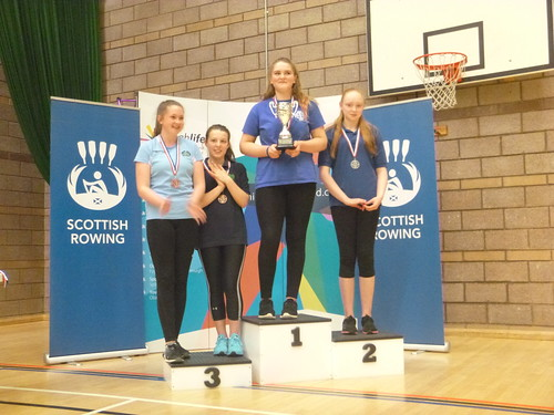​S2 Girls Abi 2nd, Lucy 3rd =​