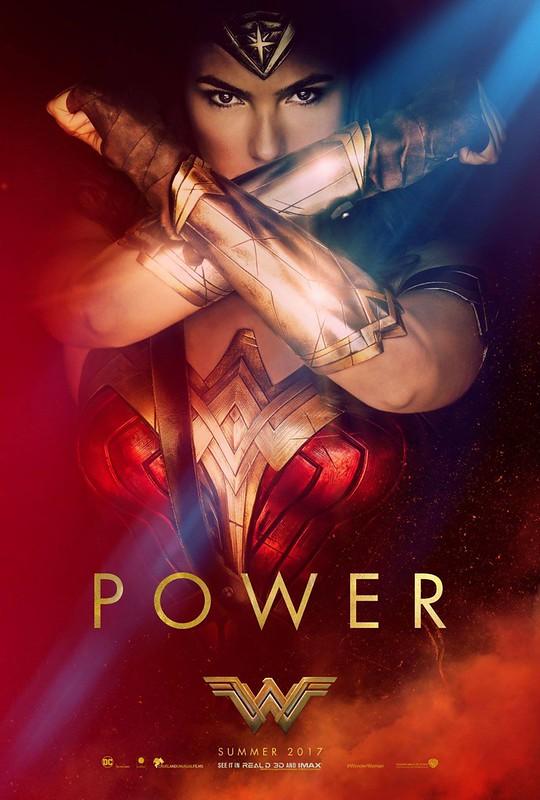 Wonder Woman - Poster 3