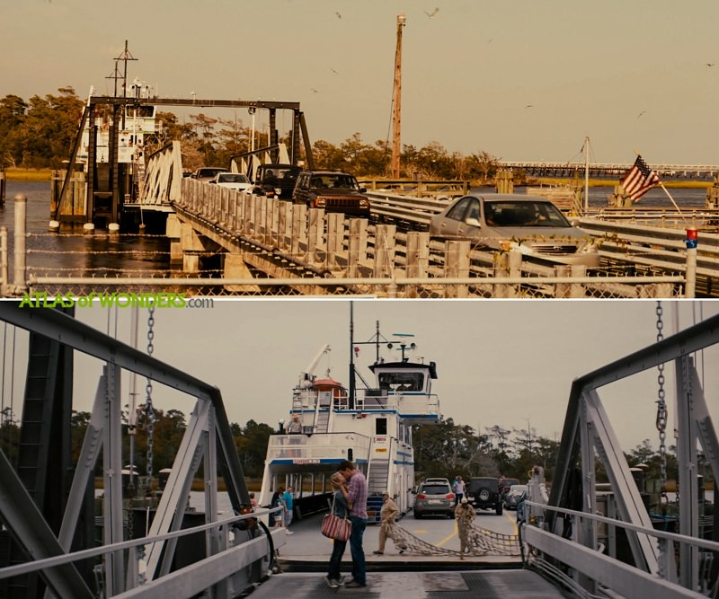 Where is Safe Haven set
