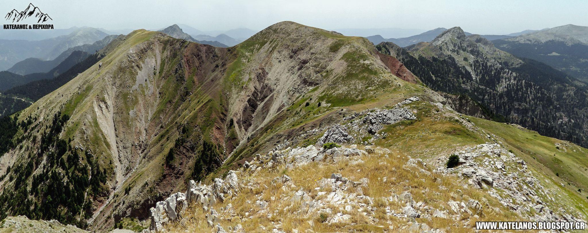πλατανακι παναιτωλικου πλατανι βουνο ευρυτανιας