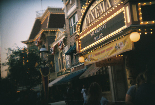 Main Street on Film