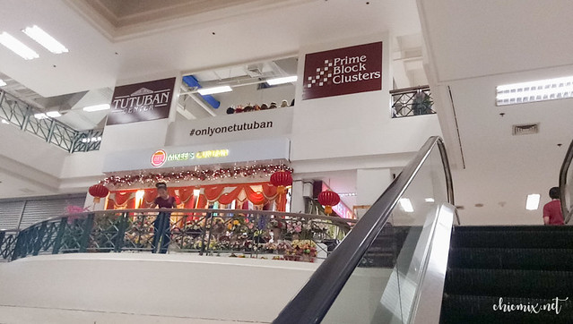 Tutuban Center budget Shopping
