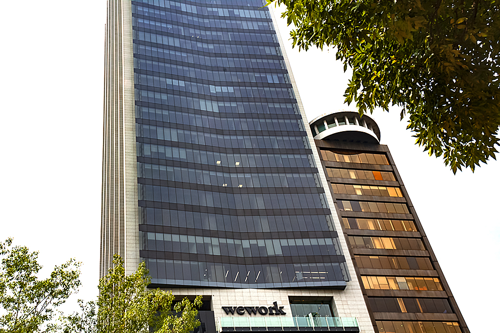 wework--Mexico City